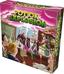Jogo Potion Explosion