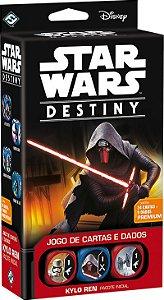 Jogo Star Wars Destiny Pacote Inicial -  Kylo Ren