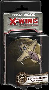 Jogo Star Wars X-Wing Expansão Caça M12-L Kimogila