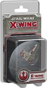 Jogo Star Wars X-Wing Expansão E-Wing