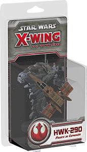 Jogo Star Wars X-Wing Expansão HWK-290
