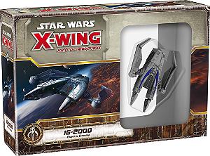 Jogo Star Wars X-Wing Expansão IG-2000