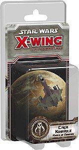 Jogo Star Wars X-Wing Expansão Caça Kihraxz
