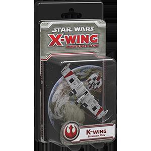 Jogo Star Wars X-Wing Expansão K-Wing