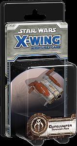 Jogo Star Wars X-Wing Expansão Quadjumper