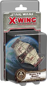 Jogo Star Wars X-Wing Expansão Scurrg H-6 Bomber