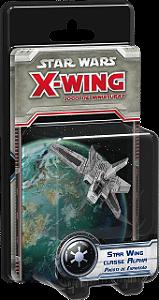 Jogo Star Wars X-Wing Expansão Star Wing Classe Alpha