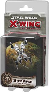 Jogo Star Wars X-Wing Expansão StarViper