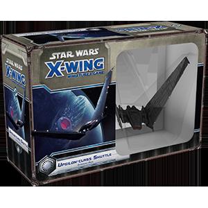 Jogo Star Wars X-Wing Expansão Shuttle Classe Ípsilon