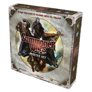 Jogo Summoner Wars Master Set