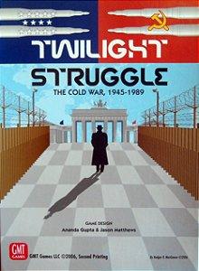 Jogo Twilight Struggle Guerra Fria