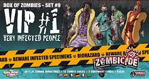 Jogo Zombicide - Expansão V.I.P. #1