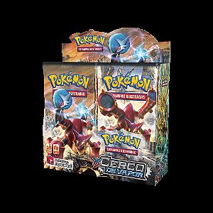 Pokémon Booster Box XY11 Cerco de Vapor