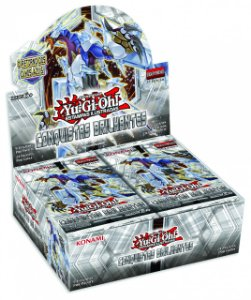 Yu-Gi-Oh! Booster Box Conquistas Brilhantes