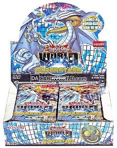 Yu-Gi-Oh! Booster Box Estrelas Globais