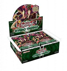 Yu-Gi-Oh! Booster Box Invasão Vingança