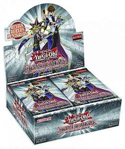Yu-Gi-Oh! Booster Box Pacote do Duelista Batalha na Cidade