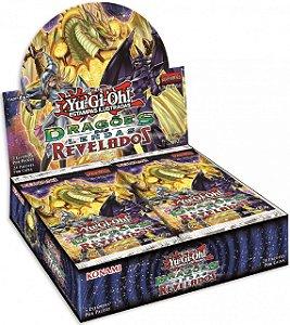 Yu-Gi-Oh! Box Dragões das Lendas Revelados