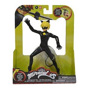 Miraculous As Aventuras de Ladybug - Ladybug Cat Noir em Ação