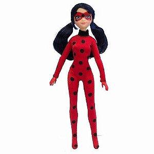 Miraculous As Aventuras de Ladybug - Bonecos Fashion 26cm Ladybug