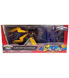 Power Rangers Ninja Steel - Estação de Batalha Ranger Azul
