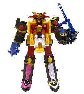Power Rangers Ninja Steel - Megazord Dx Ninja Steel