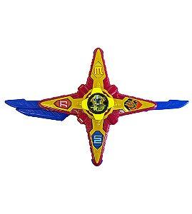 Power Rangers Ninja Steel - Morfador Deluxe