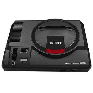 Console Mega Drive TecToy + 1 Controle + 22 Jogos Na Memória