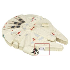 Video Game Millenium Falcon Extreme