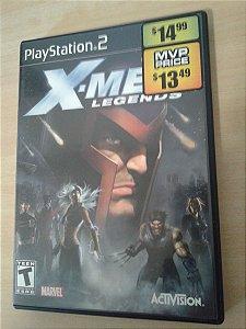 Game Para PS2 - X-men Legends NTSC-US
