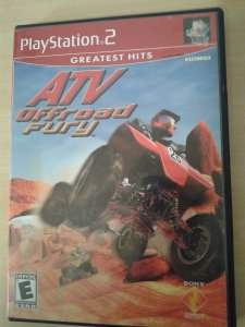 Game Para PS2 - Atv Off Road Fury NTSC/US