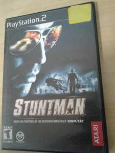 Game Para PS2 - Stuntman NTSC/US