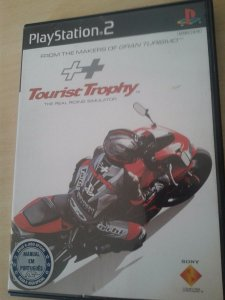 Game Para PS2 - Tourist Trophy NTSC/US