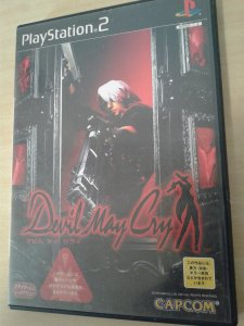 Game Para PS2 - Devil May Cry NTSC/J