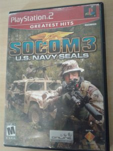 Game Para PS2 - Socom 3: U.s Navy Seals NTSC/US