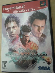 Game Para PS2 - Virtua Fighter 4 Evolution NTSC/US