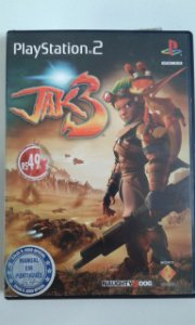 Game Para PS2 - Jak 3 NTSC/US