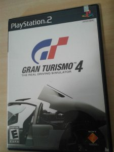 Game Para PS2 - Gran Turismo 4 NTSC/US