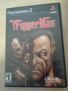 Game Para PS2 - Tringger Man NTSC/US