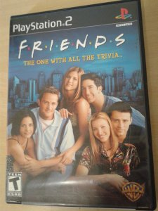 Game Para PS2 - Friends NTSC/US
