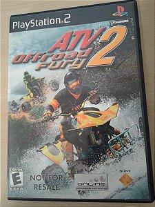 Game Para PS2 - Atv Off Road Fury 2 NTSC/US