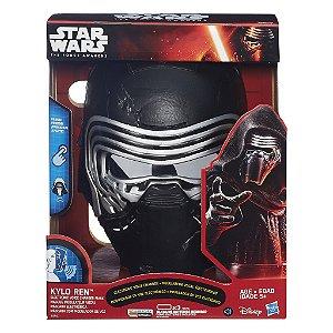 Star Wars Episode VII Máscara Eletrônica Kylo Ren