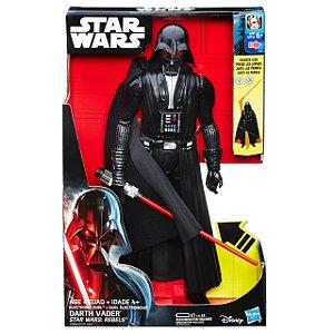 Boneco Eletrônico Star Wars Rebels Darth Vader