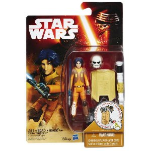 Boneco Star Wars The Force Awakens - Ezra Bridger
