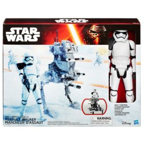 Veículo com boneco Star Wars Episode Vii Assault Walker