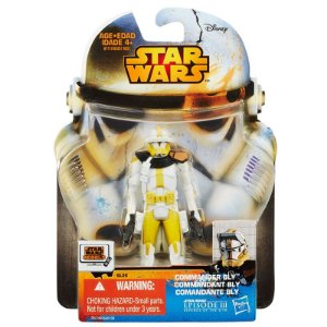 Boneco Star Wars Rebels Saga Legends - Comandante BLY