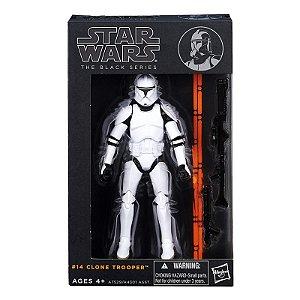 Boneco Star Wars The Black Series - Clone Trooper