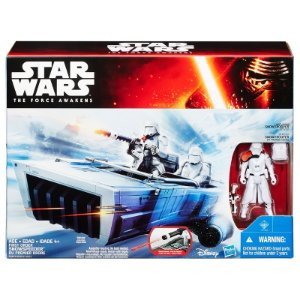 Star Wars Episódio VII - Veículo Class II First Order Snowspeeder