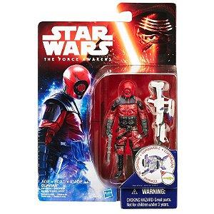 Boneco Star Wars The Force Awakens - Guavian Enforcer