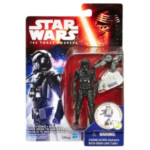 Boneco Star Wars The Force Awakens - First Order Tie Fighter Pilot